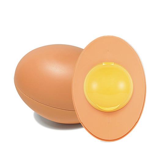 Holika Holika Smooth Egg Skin Cleansing Foam Яєчна очищаюча пінка для вмивання, 140 мл