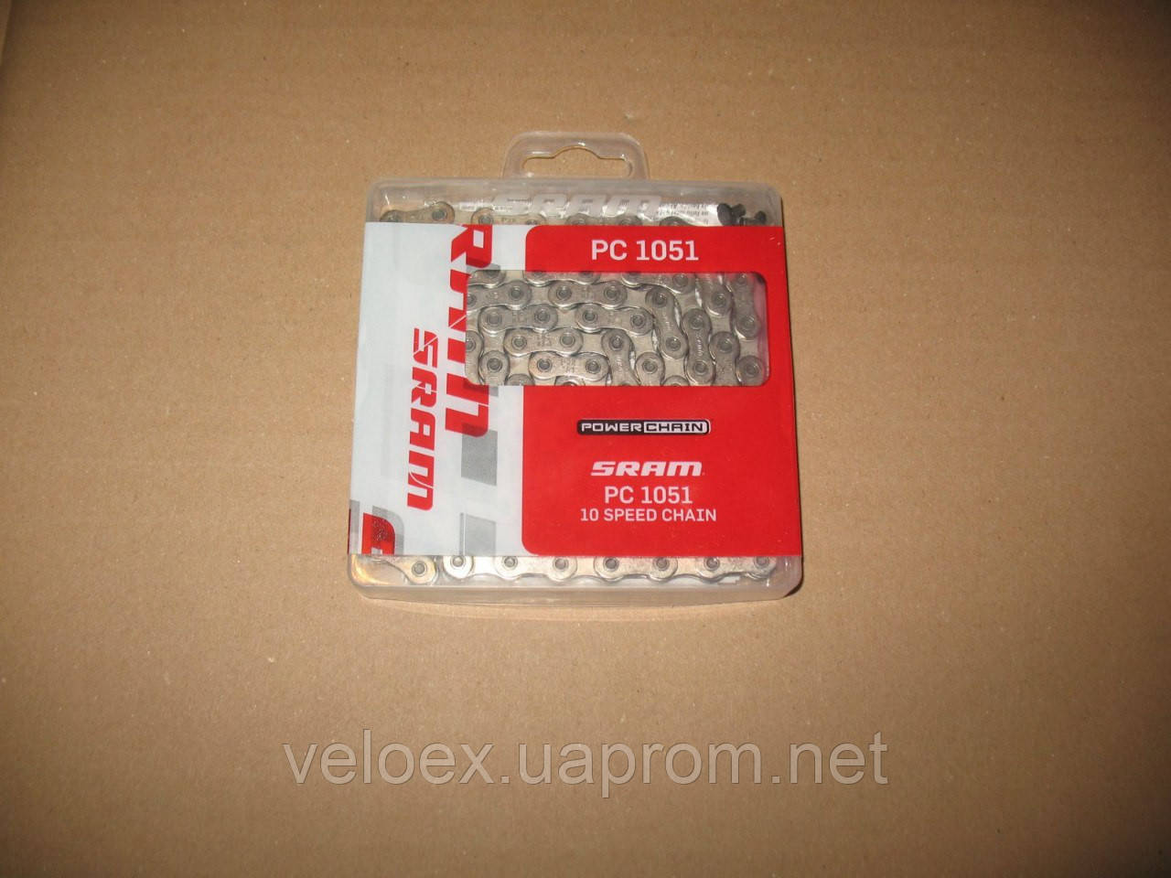 Цепь Sram PC 1051 Solid Pin