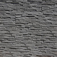 Декоративный камень Bergamo Graphite, фото 1