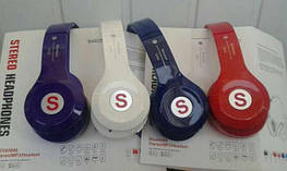 Bluetooth-навушники S460S Чорний