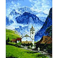 Картина по номерам Гриндевальд 40х50 см