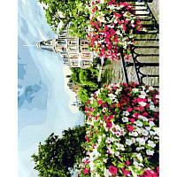 Картина по номерам Амстердам 40х50 см