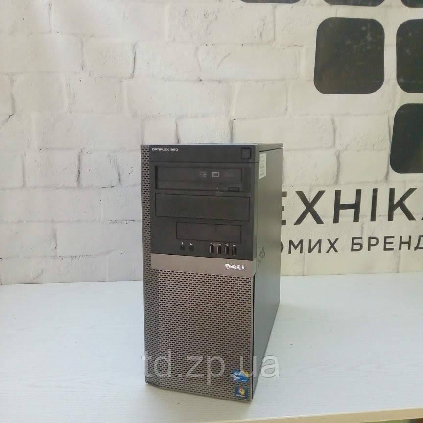 Системный блок Dell MT Optiplex 960 Intel Core2Duo E8500/4Gb DDR2/250Gb HDD