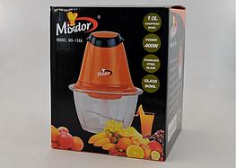 Подрібнювач Mixdor MX-130A (400 Вт / 1 л)