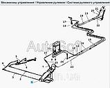 Механизм рулевой в сборе 375-3400020, фото 3