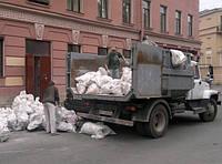 Вывоз строительного мусора хлама