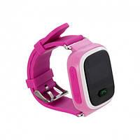 Детские часы Smart Baby Watch Q60 (GW900) Pink, фото 2