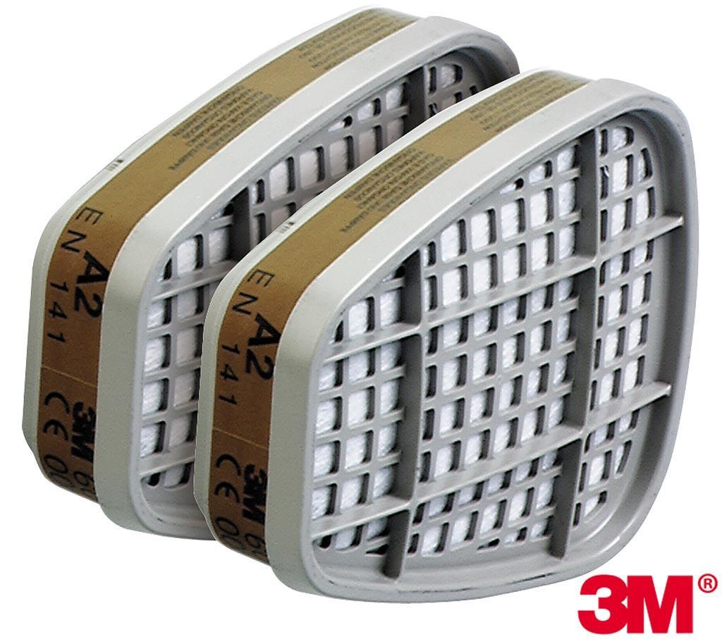 Фильтры пылезащитные 3M-PO-A2 -  США 3М