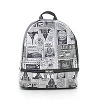 Рюкзак с принтом Марки 178259, фото 1