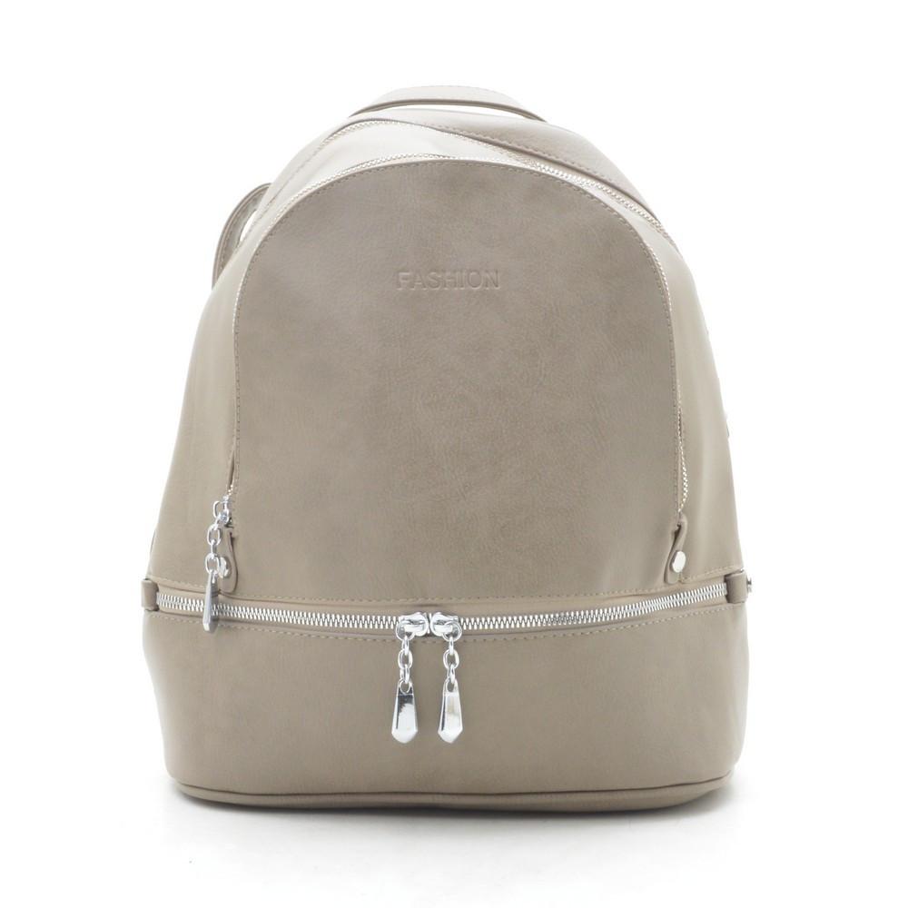 Рюкзак женский светло коричневый 178244