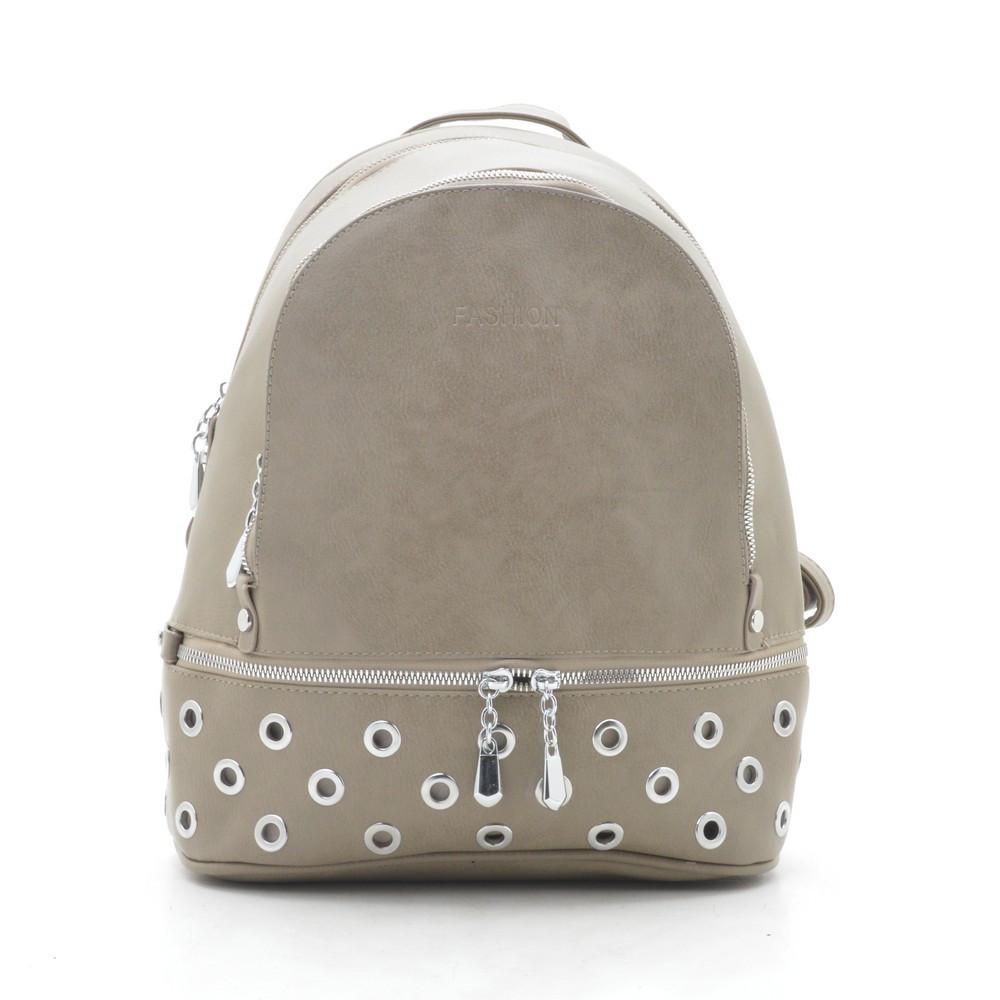 Рюкзак женский светло коричневый 178379