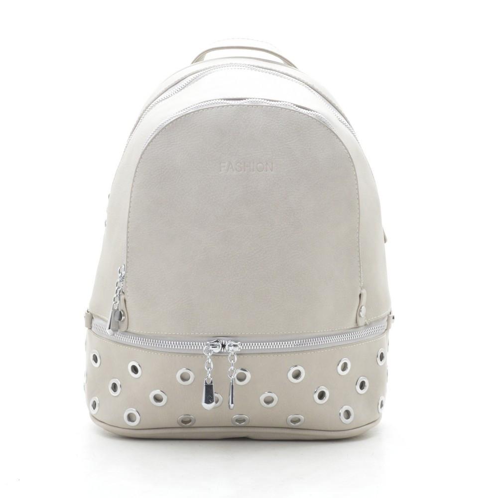 Рюкзак светло серый 178382
