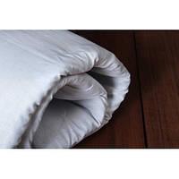 Одеяло льняное (ткань хлопок) размер 200х220 см, кремовое