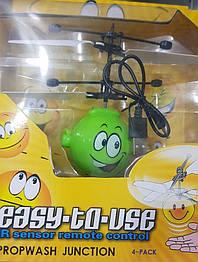 Летающий шар Flying Ball Смайл