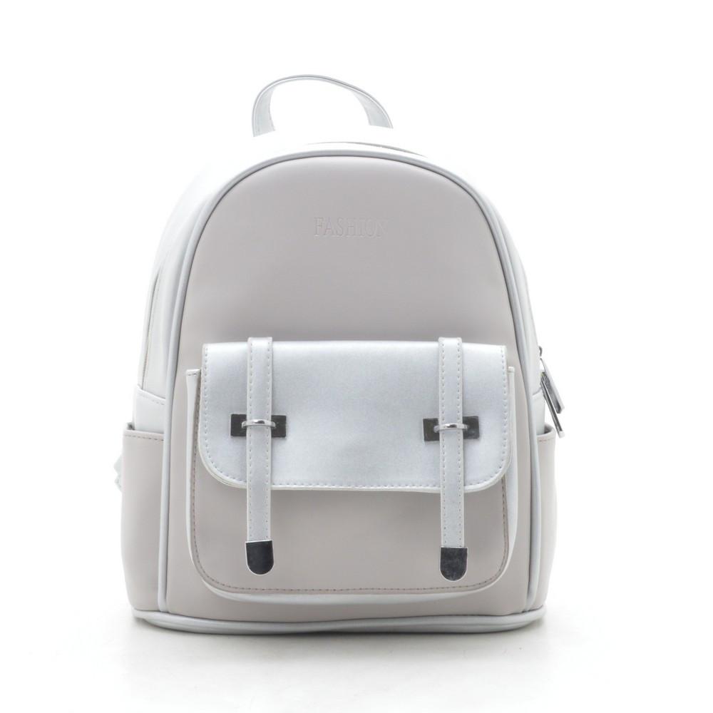Рюкзак ⭐ DS-613 silver grey