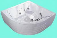 Установка гидромассажных ванн, душевых кабин, паровых боксов
