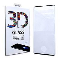 Захисне скло 3D для Samsung Galaxy S10 Plus G975 2019 (Black)