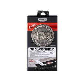 Защитное стекло Remax Caesar 3D iPhone 7 Black (0.3m)