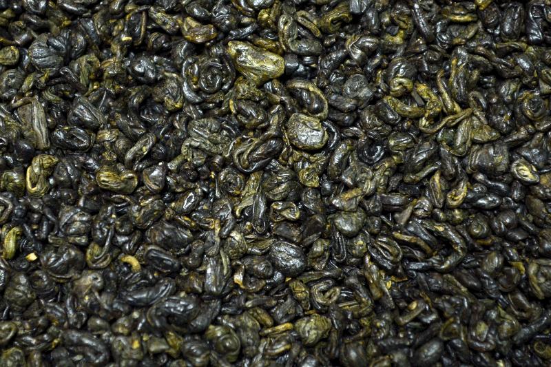Чай зеленый Ганпаудер Храм Неба / Green Tea China Gunpowder Temple of Heaven (250 г)