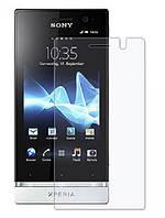 Защитная пленка для Sony Xperia U ST25i