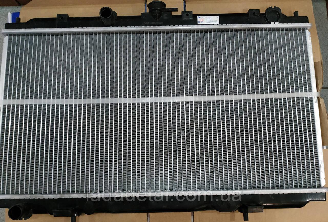 Радиатор охлаждения Nissan Almera N16 Альмера Premiera Премьера P12 1.6,1.8 (02-) 21410-BM400 / 21410-BM402