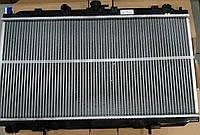 Радиатор охлаждения Nissan Almera N16 Альмера Premiera Премьера P12 1.6,1.8 (02-) 21410-BM400 / 21410-BM402, фото 1