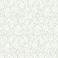 Рулонные шторы ткань Цветы 5276-3