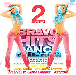 CD-диск Various Bravo Hits - Dance Collection (vol. 2)
