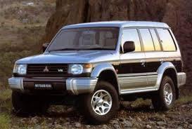 Mitsubishi Pajero / Montero / Shogun 1991-1999