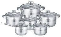 Набор посуды 12пр. Bohmann /1275-12BH