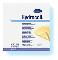 Повязка Гидроколл тонкая ( Hydrocoll Thin) 10смх10см для лечения ран, трофических язв, пролежней, Hartmann