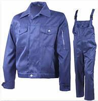 Рабочий костюм полукомбинезон и куртка
