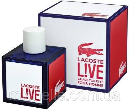 Мужская туалетная вода Lacoste Live (Лакост Лайв)