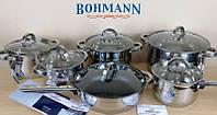 Комплект посуды 12пр. Bohmann /1243 MRB