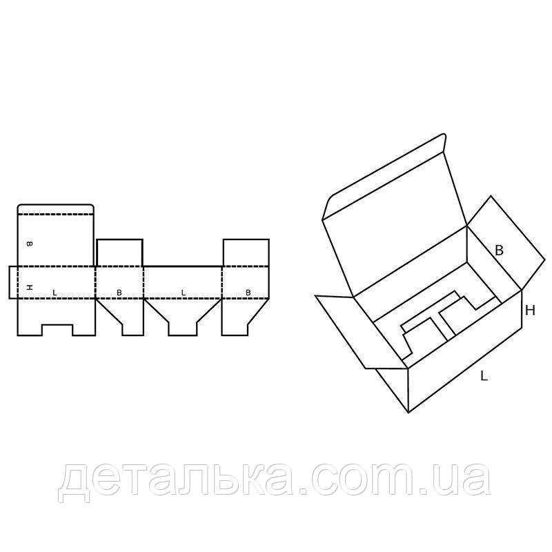 Картонные коробки 150*100*150 мм.