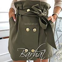 Женская модная юбка  БХ344, фото 1