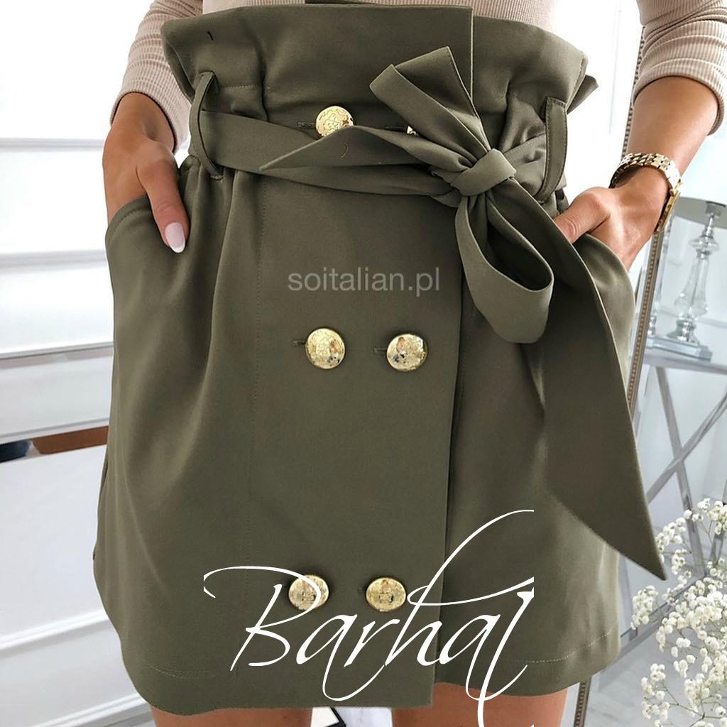 Женская модная юбка  БХ344