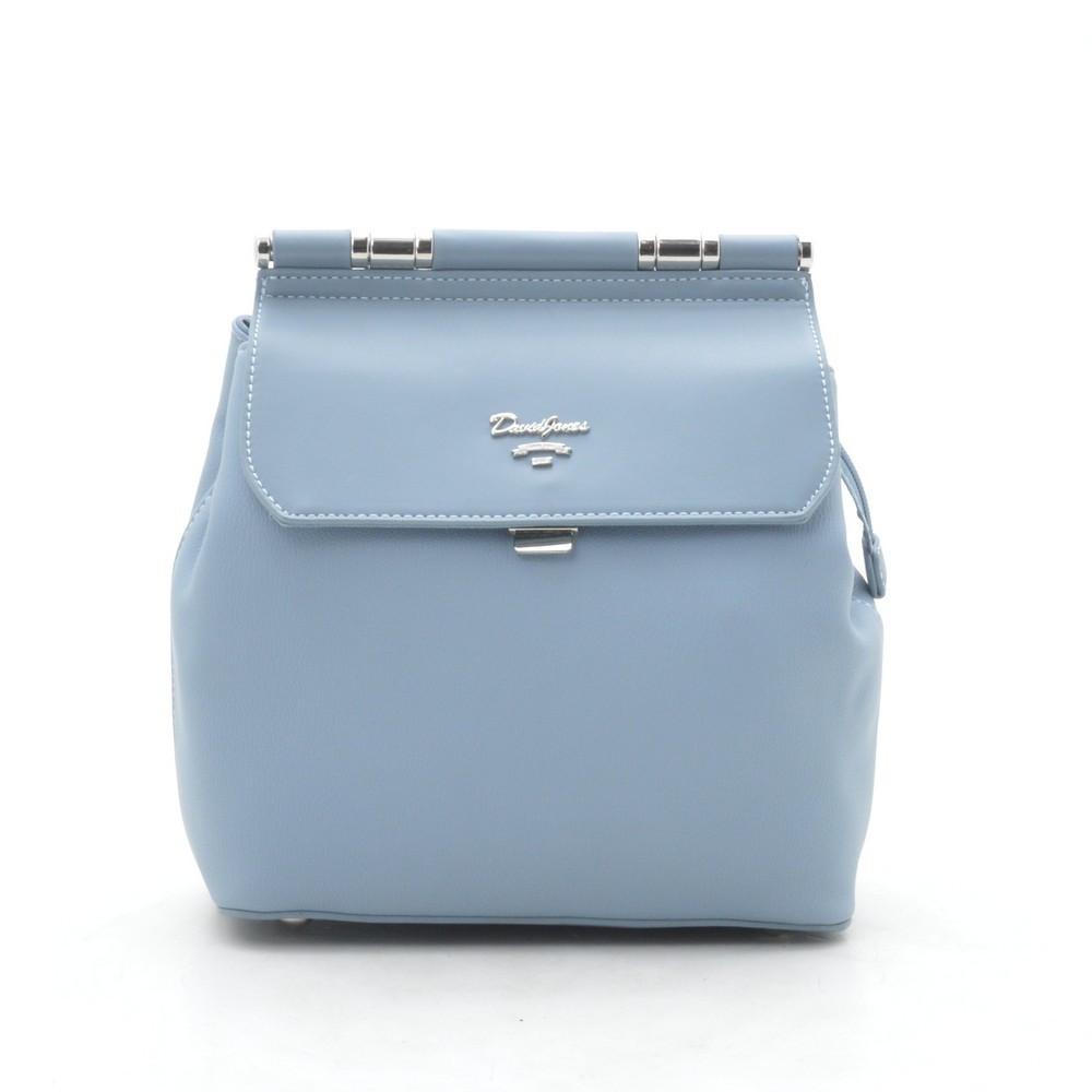 Рюкзак David Jones 5954-2T l.blue