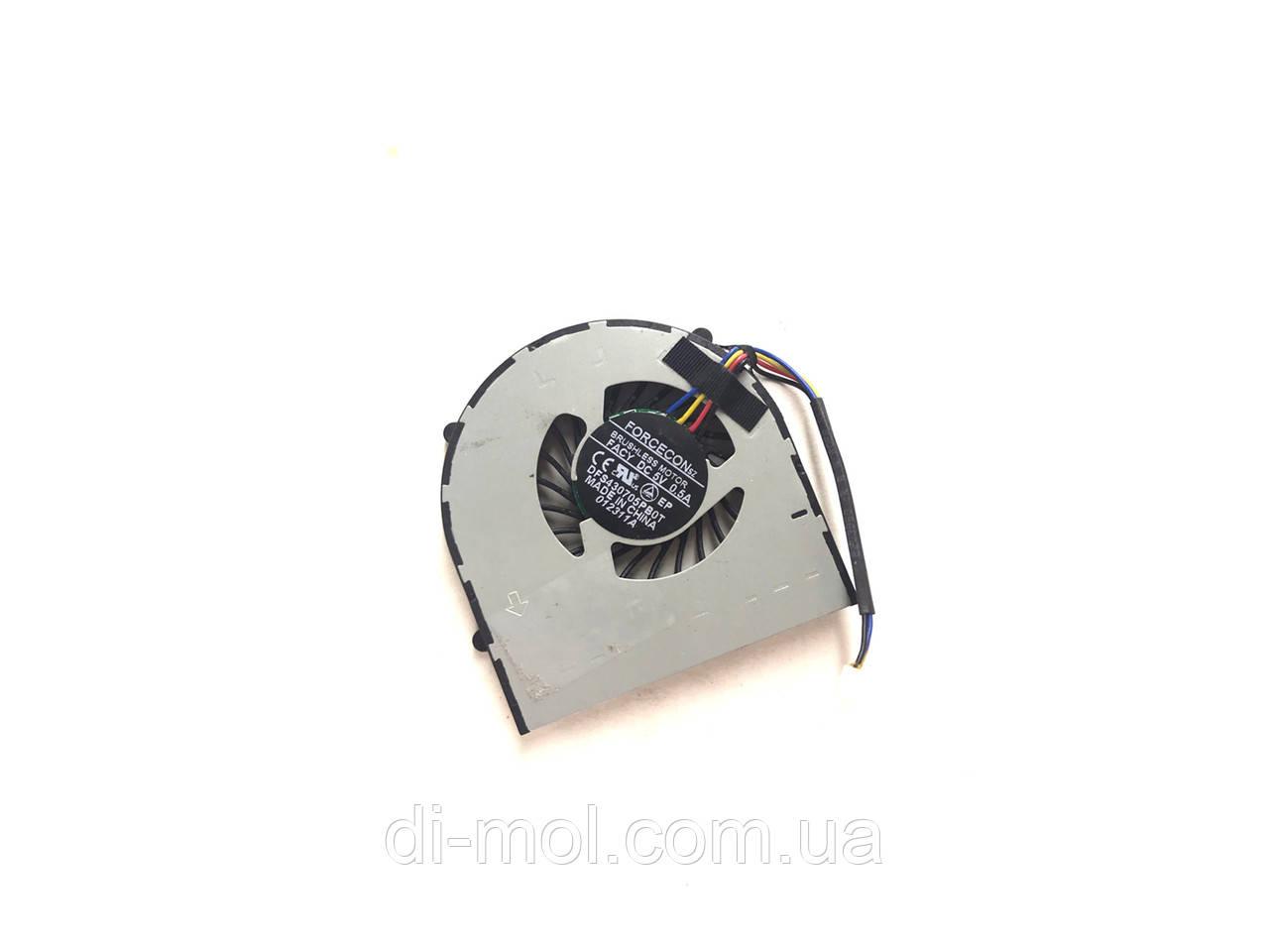 Вентилятор для ноутбука Lenovo IdeaPad S205, U160, U165 series, 4-pin, версия 1