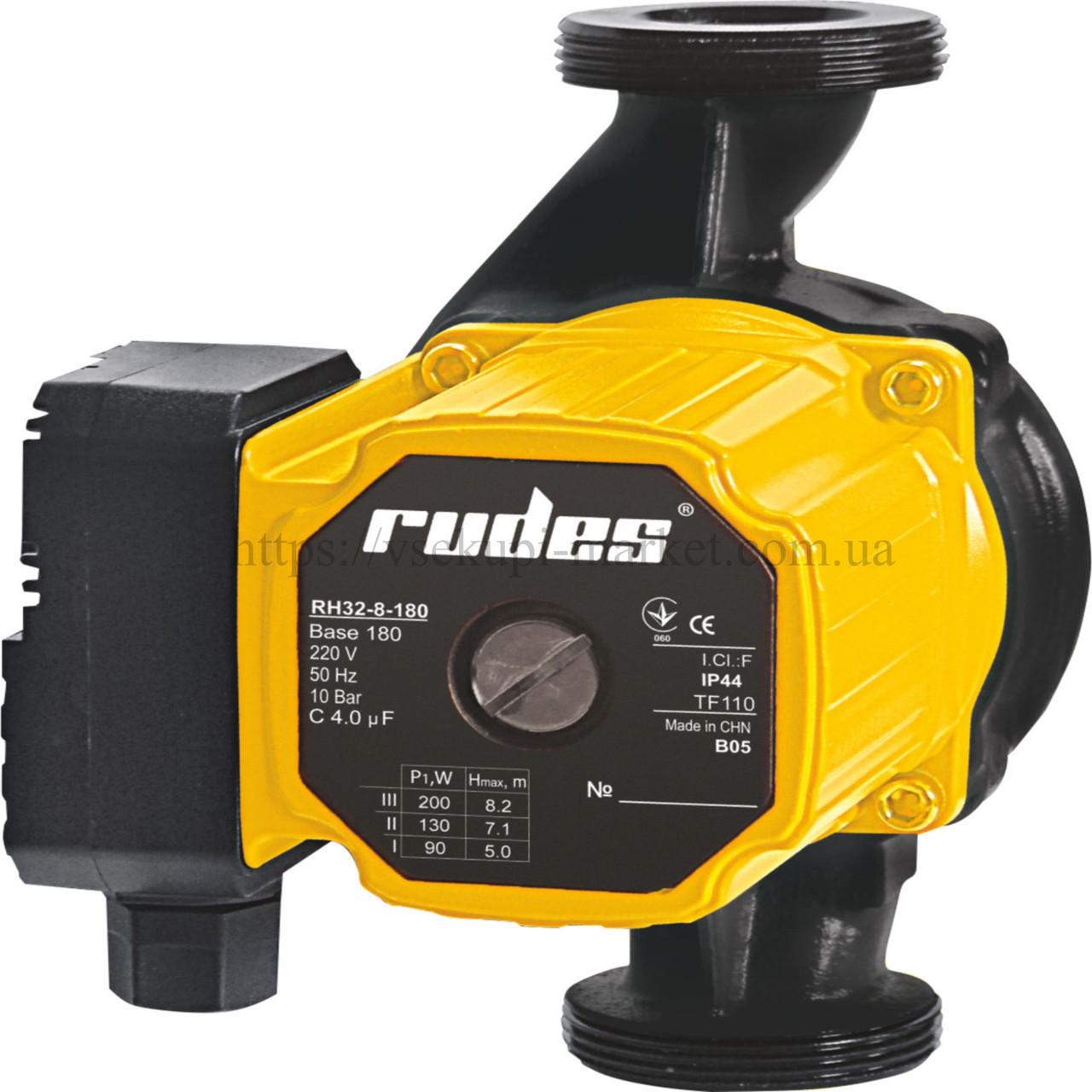 Циркуляционный насос Rudes RH 32-8-180