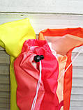 Зонт пляжный с наклоном и клапаном (брезентовый) 1,55м, фото 6