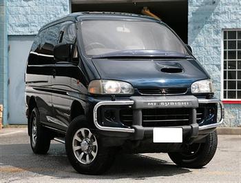 Mitsubishi Space Gear / Delica / L400 1995-2007