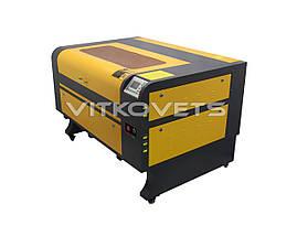 Профессиональный лазерный СО2 станок LM9060, 80W, RuiDa 6442, фото 3