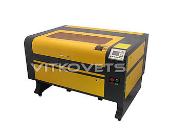 Профессиональный лазерный СО2 станок LM9060, 80W, RuiDa 6442