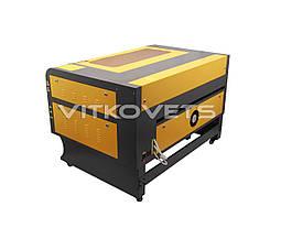 Профессиональный лазерный СО2 станок LM9060, 80W, RuiDa 6442, фото 2