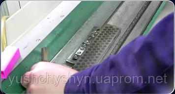 Заточка сменных пластинок на станке с ЧПУ