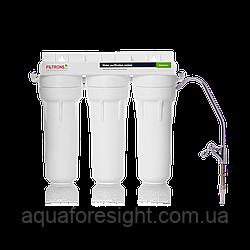 3-х ступенчатый фильтр Premium (комплектация PENTEK)