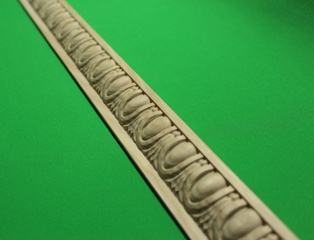 Код М 3. Деревянный резной декор для мебели. Молдинги