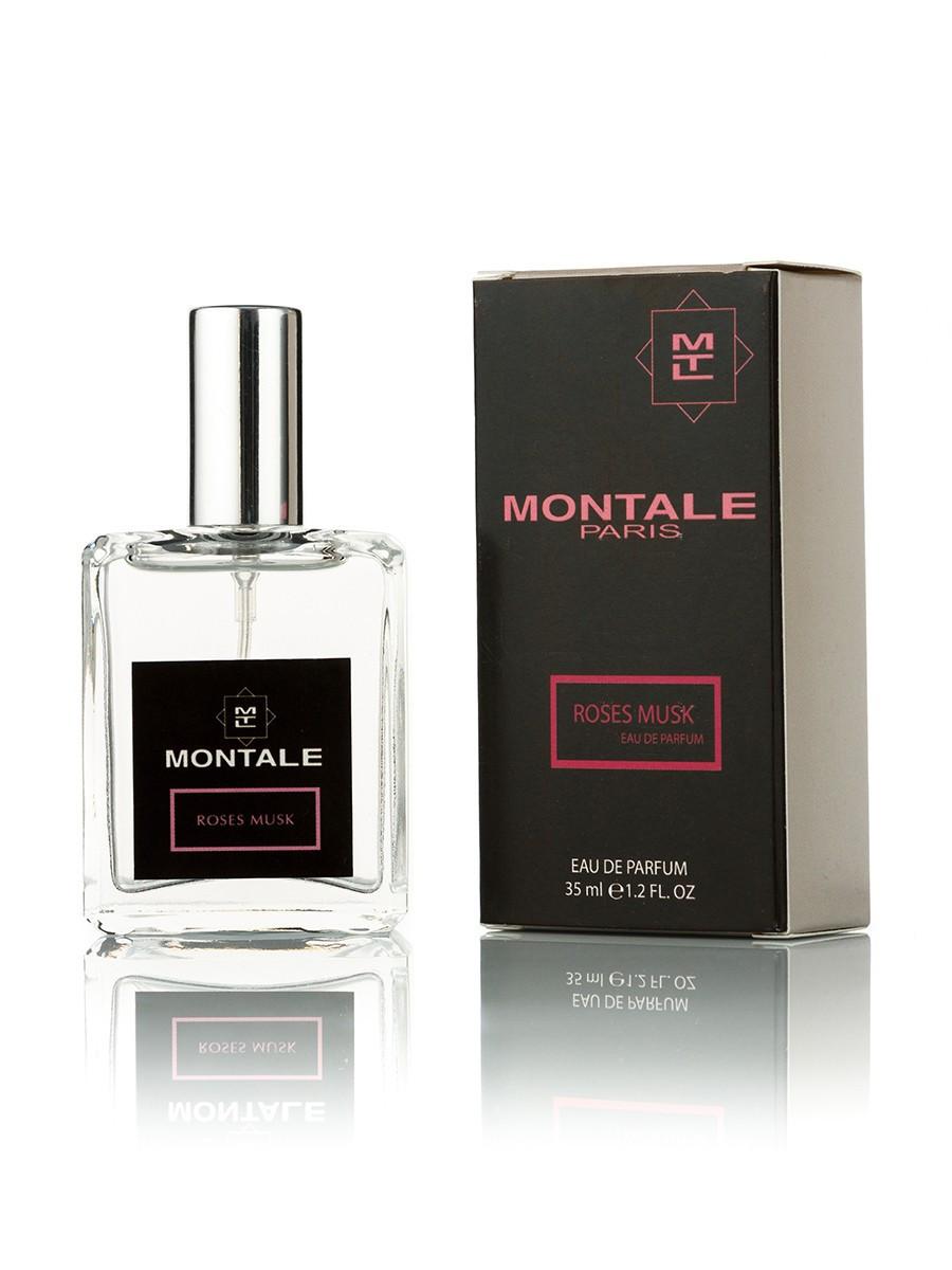 Женский мини-парфюм Montale Roses Musk 35мл