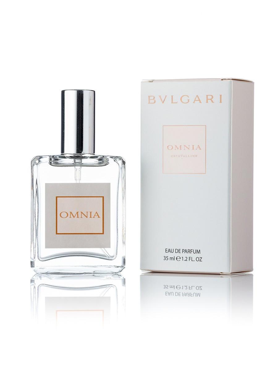 Женский мини-парфюм Bvlgari Omnia Crystalline 35мл